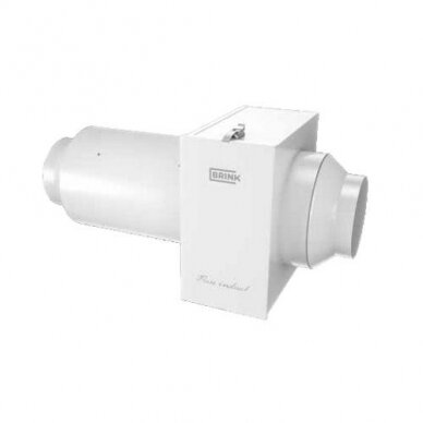 Oro valymo įrenginys Pure induct (ultra filtravimas)