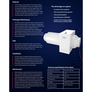 Oro valymo įrenginys Pure induct (ultra filtravimas) 3