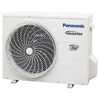 Panasonic Etherea Inverter+ šilumos siurblys CS-NZ25VKE/ CU-NZ25VKE 2
